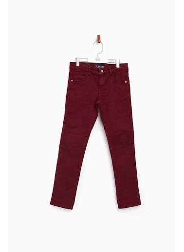 Guess Pantolon Bordo